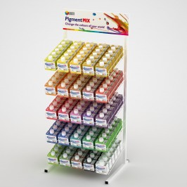 Pigment MIX stand